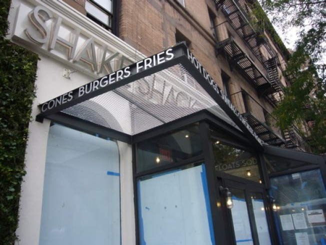 Fall Tracking Report Blockbuster Special: The Shake Shack UWS Walk-Through, Pt. 1