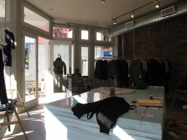 Now Open: Checking Inven.tory in Nolita