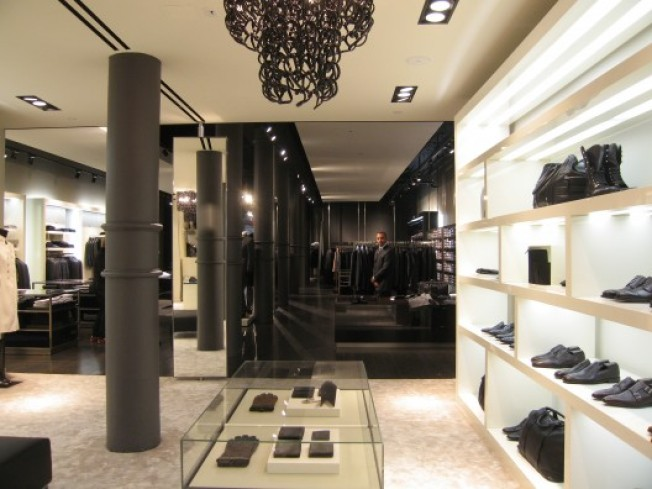 Now Open: Hugo Boss Sneaks Into Soho