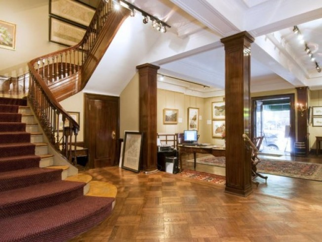 Curbed PriceUpper: UES Townhouse Returns With $75M Price