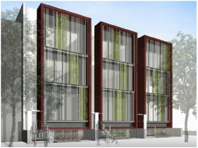 Green Modular Housing Coming to Bed-Stuy