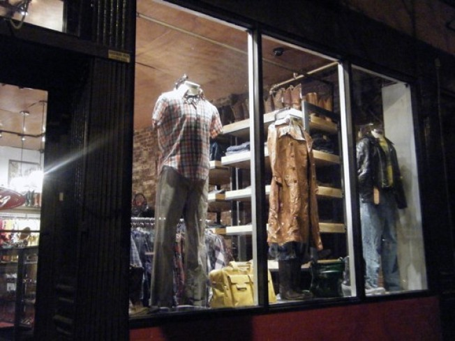 Now Open: Clothing Warehouse Boots Up in Nolita