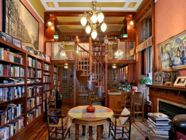 On the Market: Huge Charles Osgood Co-Op ... With a Twist