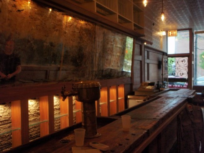 Greenpoint Dispatch: 10% Off at Anella, tbd's Beer Garden