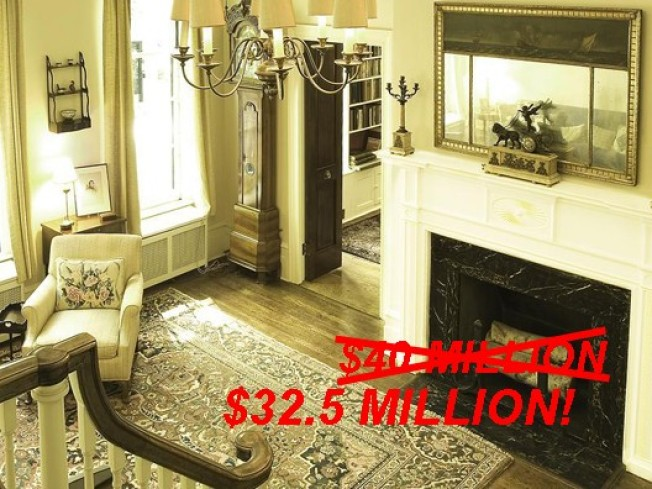 Madonna's $40M Townhouse Now Just Worth $32.5M