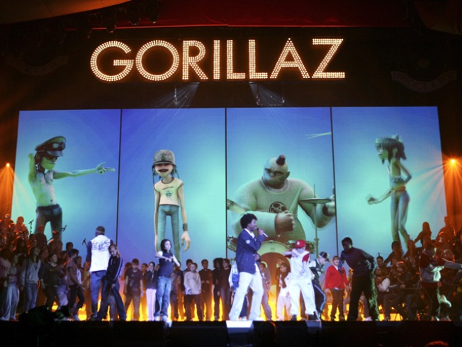 "Gorillaz: We Won't Let ""Glee"" Cover Our Songs"