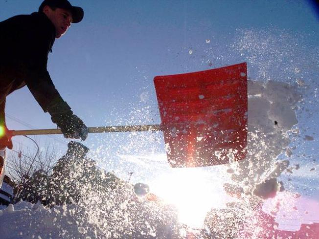 More Snow Coming as Jerseans Still Digging Out
