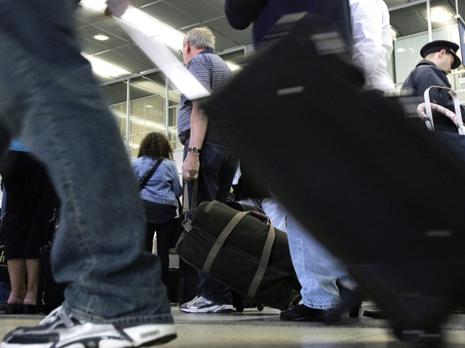 Ex-TSA Agents Sentenced to Jail in JFK Bag Theft