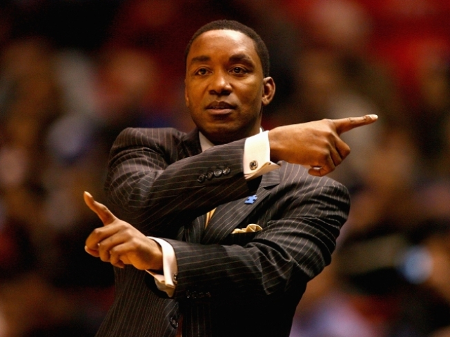 Isiah Thomas: Part-Time Consultant, Full Time Insult