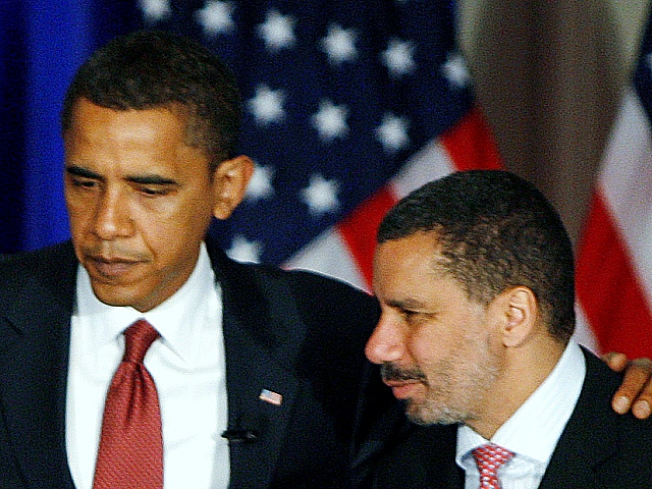 Obama Turns Back on Paterson's Race War With Media