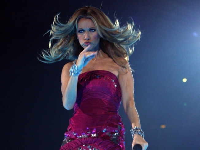 Where Was Celine at Olympics Opening Ceremony?