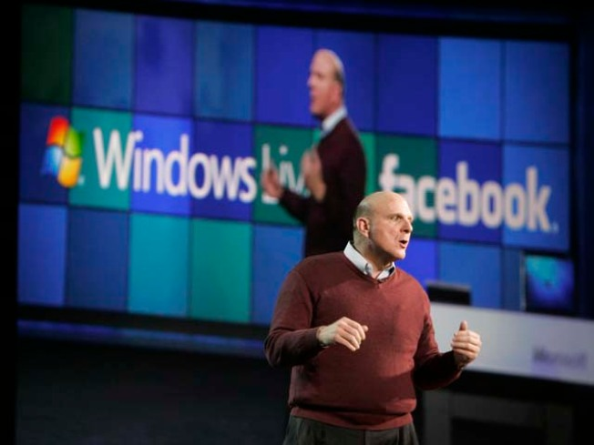 "Microsoft's Ballmer: ""Three Screens and the Cloud"""