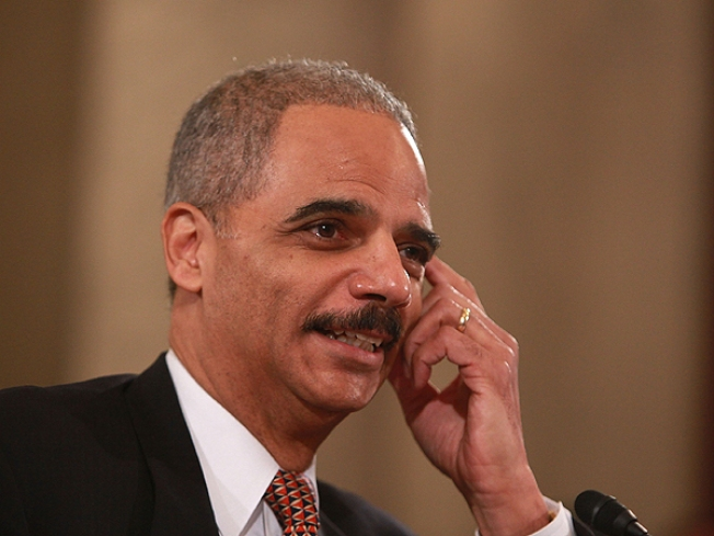 Eric Holder Confirmed as First Black AG