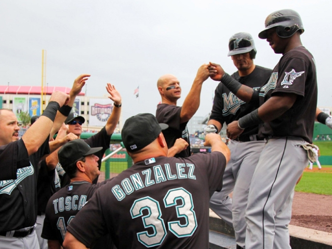 Marlins Hit Parade Making MLB History