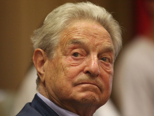Billionaire Soros Gives $100M to Human Rights Watch