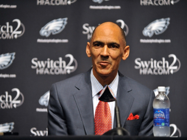Tony Dungy Nixed Vick-to-Raiders