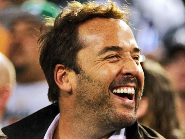 Rep: Jeremy Piven 'Kidding' About Getting Man Boobs From Soy Milk