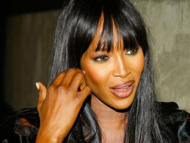 Naomi Campbell Testifies at War Crimes Trial