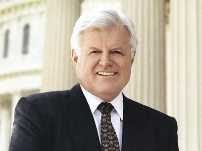 Ted Kennedy Rushed to Hospital, Now Home