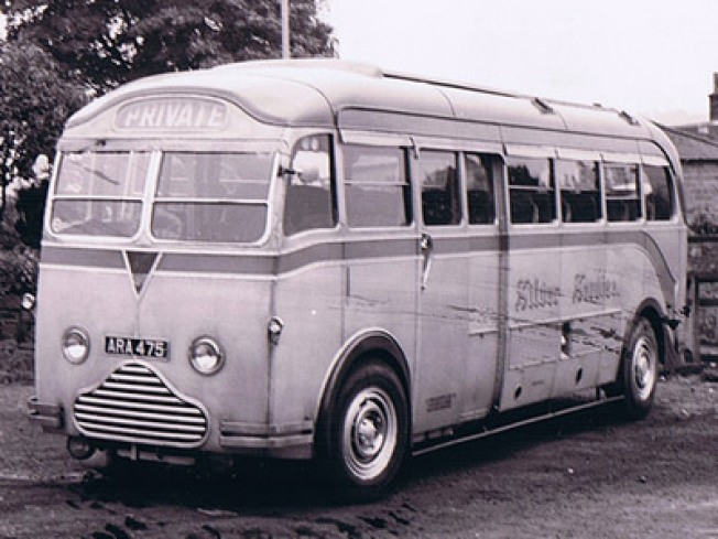 Vintage Buses Reflect Vintage Attitudes Toward the Disabled