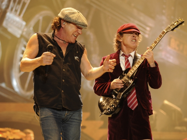 """AC/DC """"Overwhelmed"""" by CD's Success"""