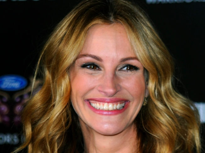 Julia Roberts Will Pass on the Botox, Thank You