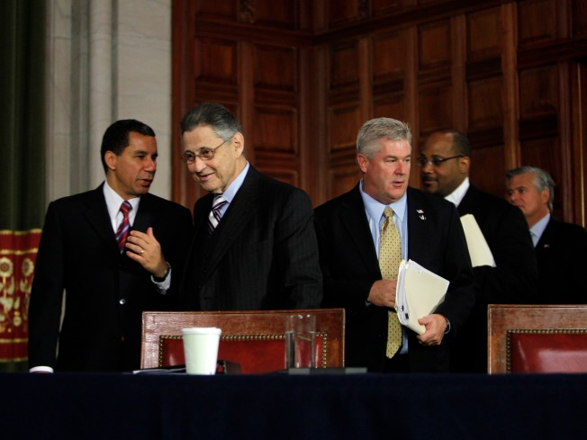 GOP Tests Stronger Voice in NY Assembly