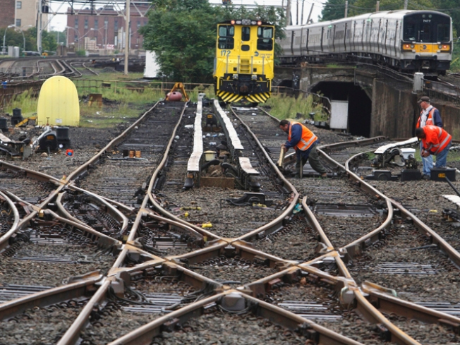 Slow and Steady: LIRR Schedule Still Full of Changes for Thursday Rush