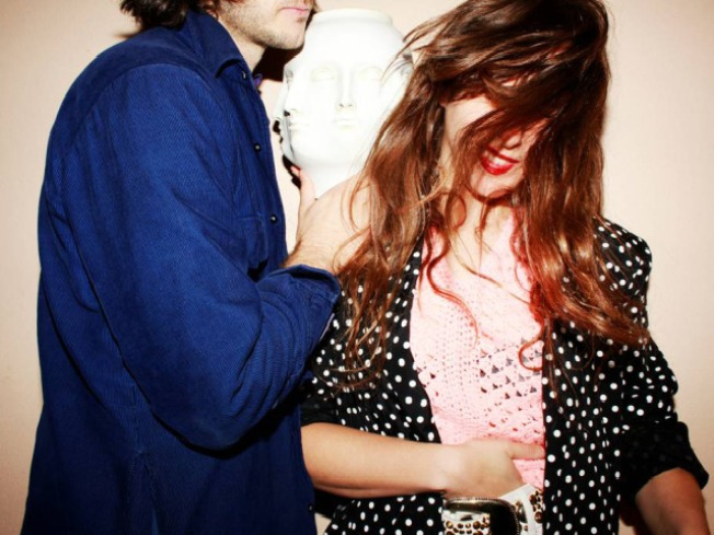 "Beach House Throws a ""Fascist Birthday Party"" at the Bell House"