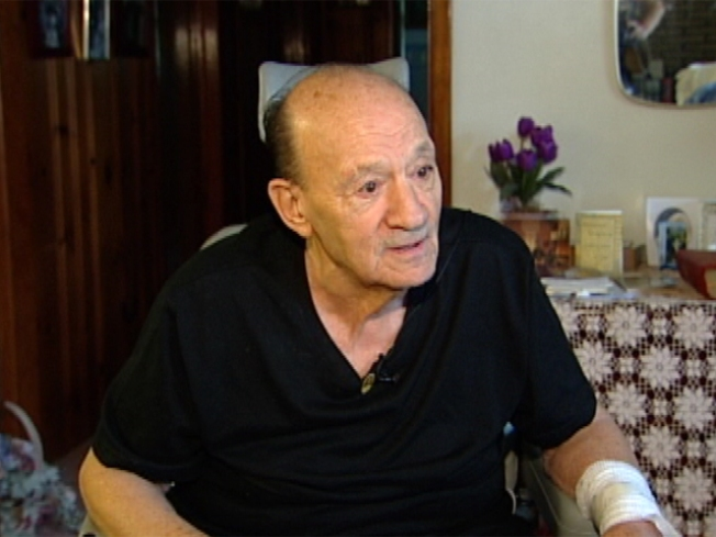 88-Year-Old Jersey Man Fights Off Thieves