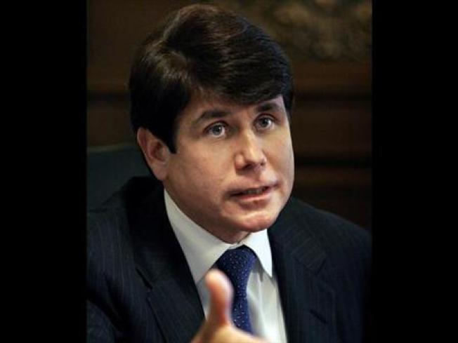 Blago to Speak in His Own Defense