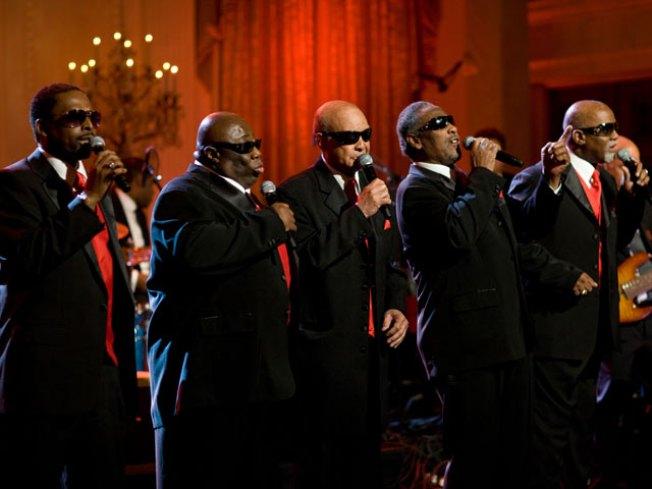 7/12: Blind Boys of Alabama Do Indie Rock, Clinton + P-Funk…