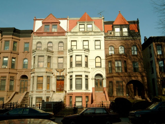 Stuy Hghts. One of Country's Best Old Neighborhoods: Mag