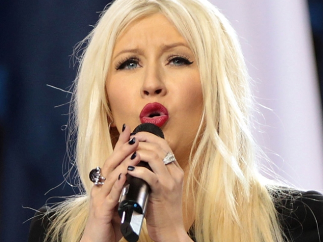 Christina Aguilera Gets Chance for Redemption at Grammys