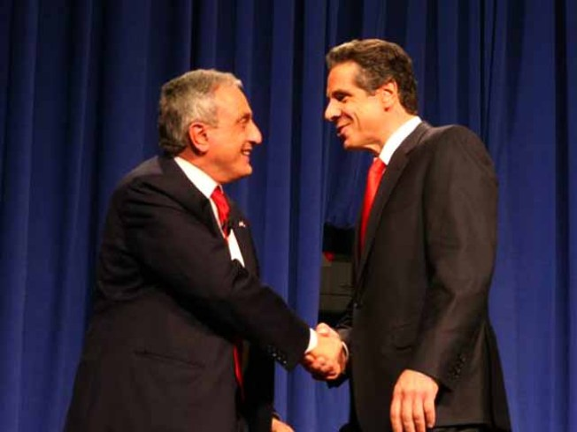 Cuomo Extends Lead Over Paladino, New Poll Shows