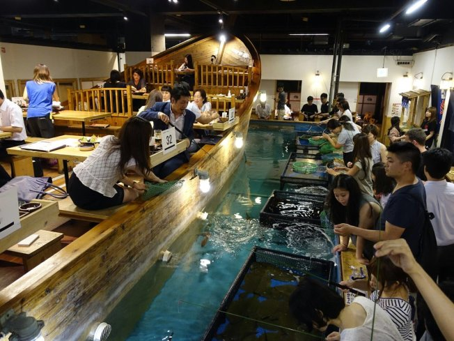 fish for your dinner soon to open japanese chain lets