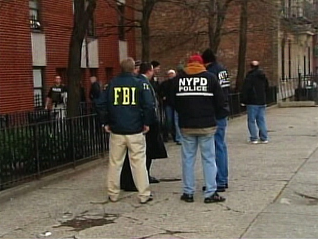 Feds Bust Brooklyn Bloods