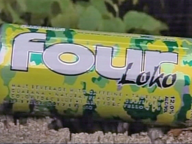 Underground Four Loko Dealers Cash In