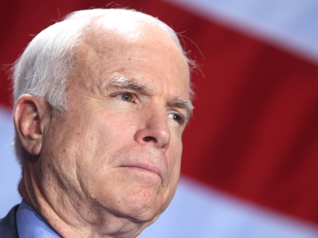 "McCain: Obama Starting ""Witch Hunt"""