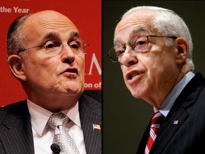 Former AG Mukasey, Giuliani  Blast 9/11 Trial Decision