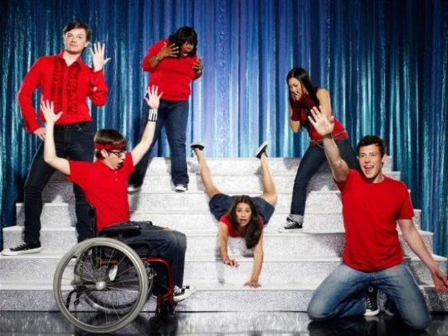 """Glee"" Headed for Big Finish"