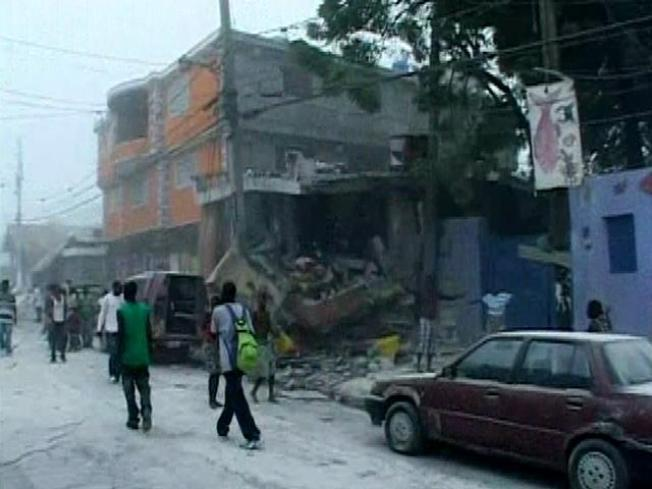 2 New Jersey Church Groups in Haiti During Quake