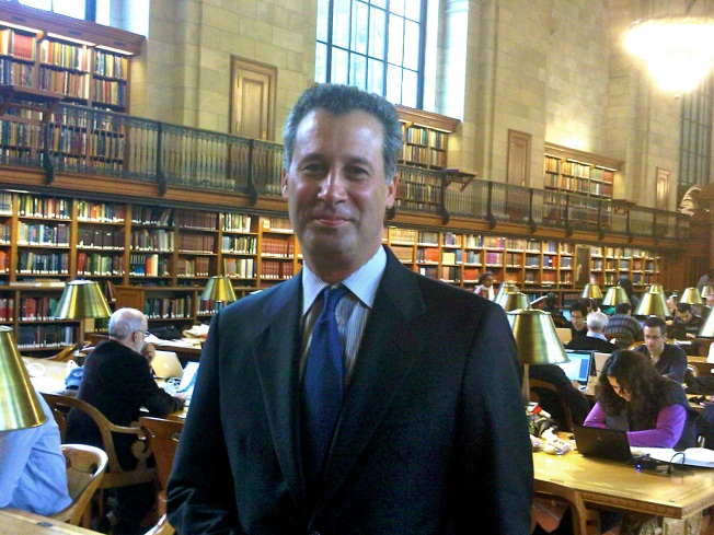 New York Public Library Gets New President