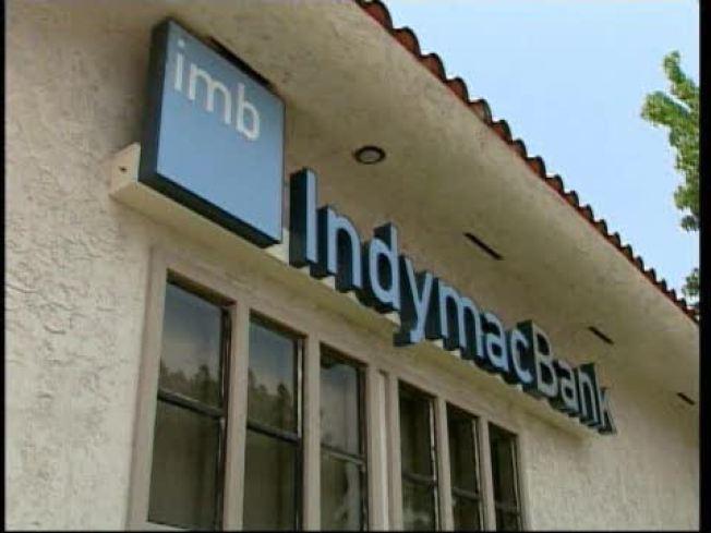 FBI Probes IndyMac