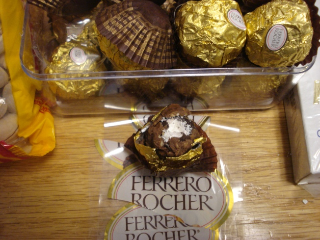 Cocaine-Filled Chocolates Seized At JFK