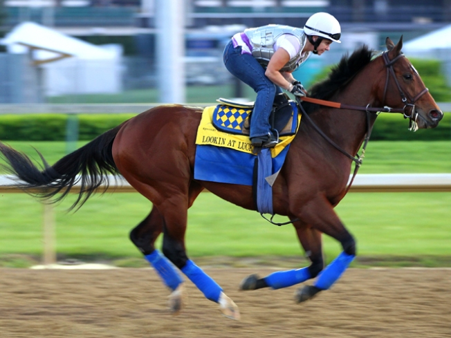 "Handicapping the Derby: Are You Feeling ""Lucky?"""