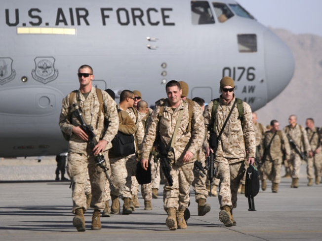 Top Marine Officer Eyes Move from Iraq to Afghanistan