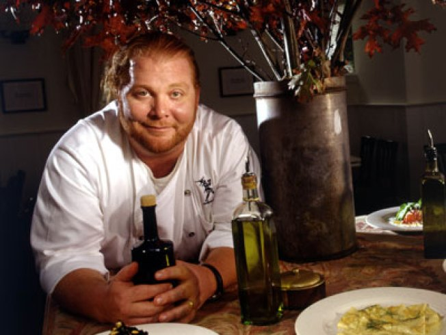 "Celeb Chef Mario Batali in Hot Water with ""Underpaid"" Staff"
