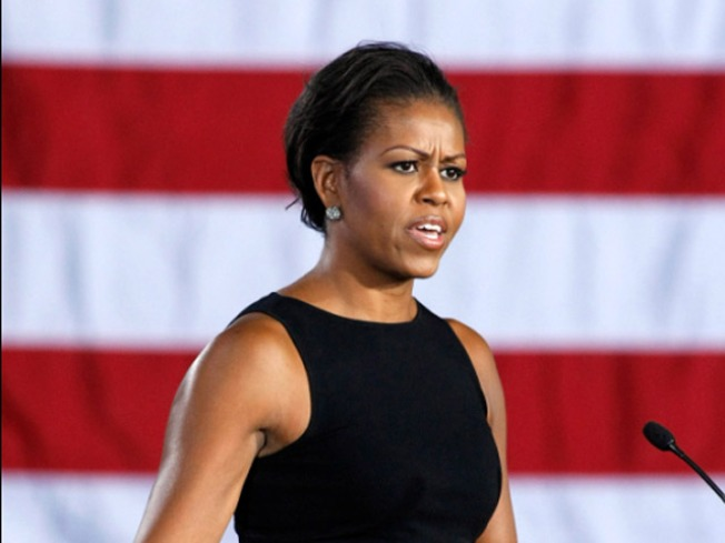 First Lady to Discuss Obesity During NJ Visit