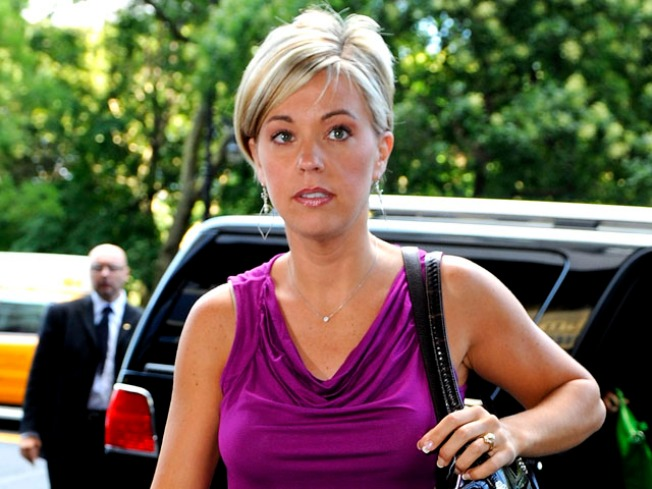 Kate Gosselin May Return to Being a Nurse